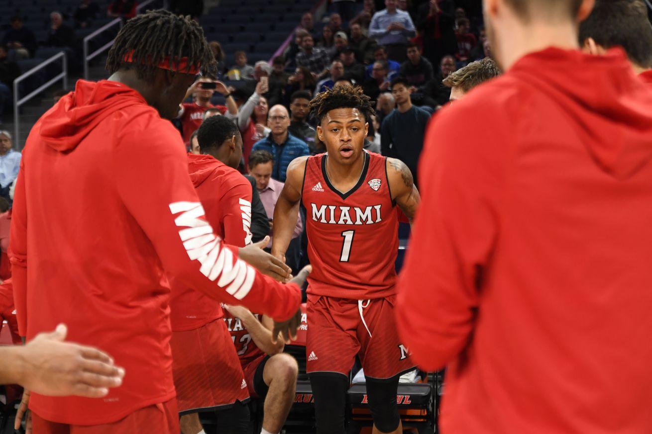 COLLEGE BASKETBALL: DEC 21 Miami OH at DePaul
