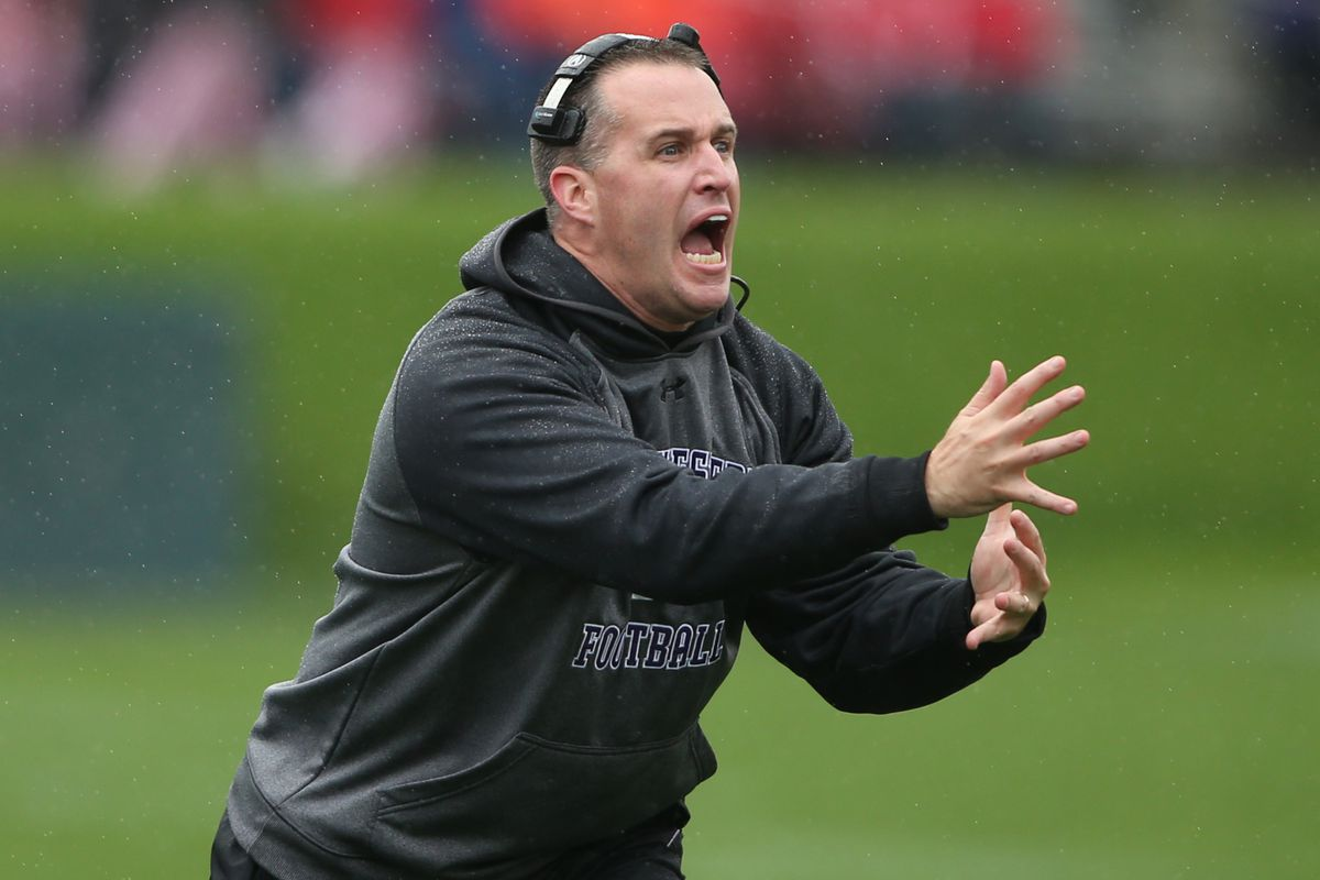 Coach Fitz is worreid you might miss out on his impending loss.