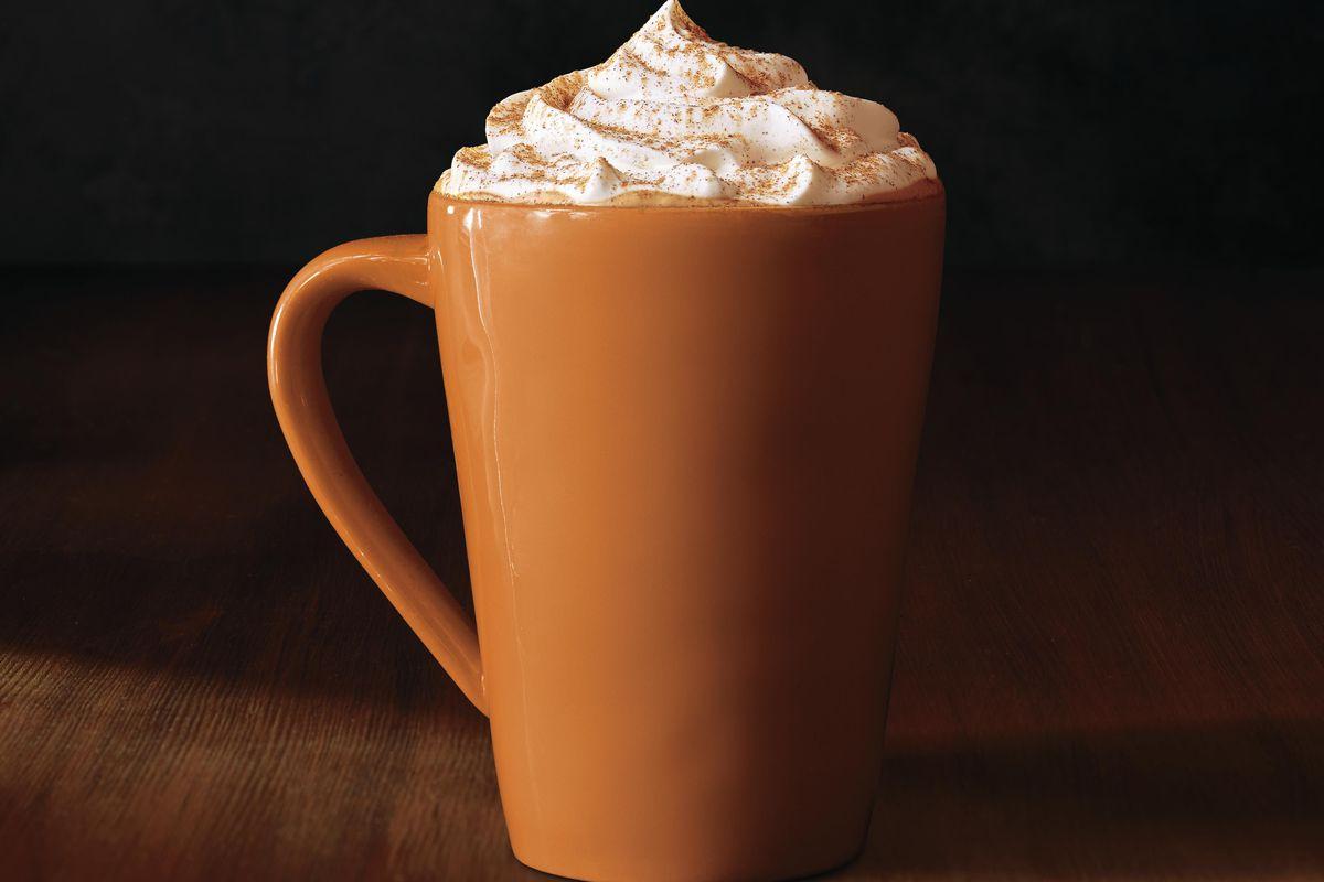 Starbucks Pumpkin Cream Cold Brew, Pumpkin Spice Latte