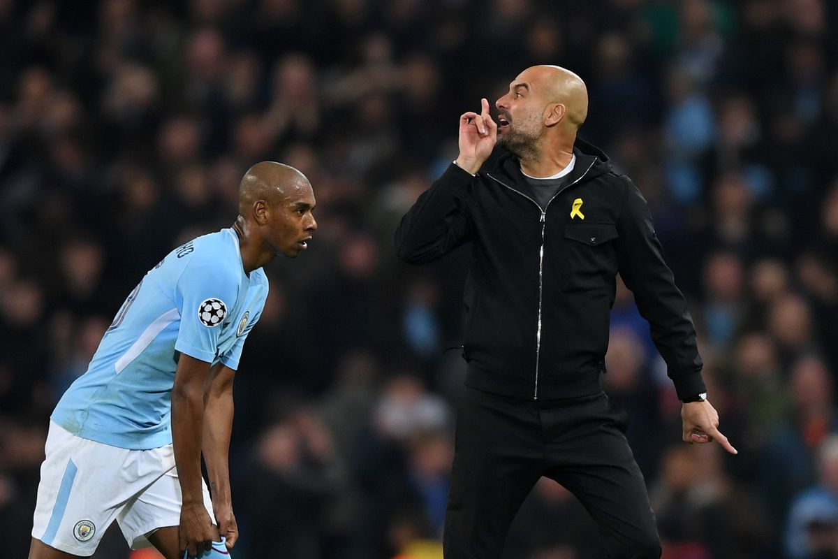 Guardiola blames 'special' referee for Champions League exit