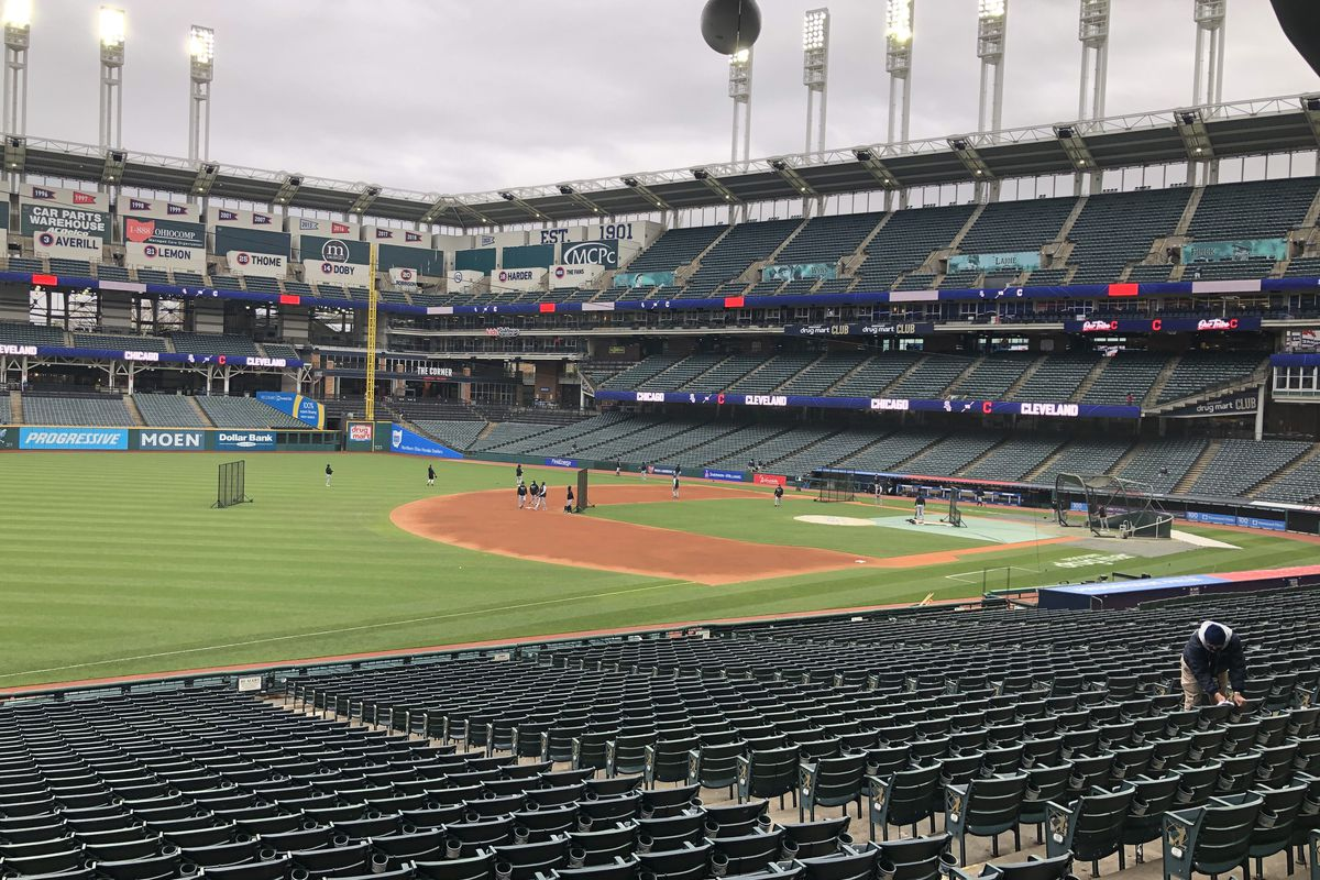 Wednesday's White Sox-Indiana game in Cleveland was postponed because of weather. It will be made up on May 31 as part of a traditional doubleheader.