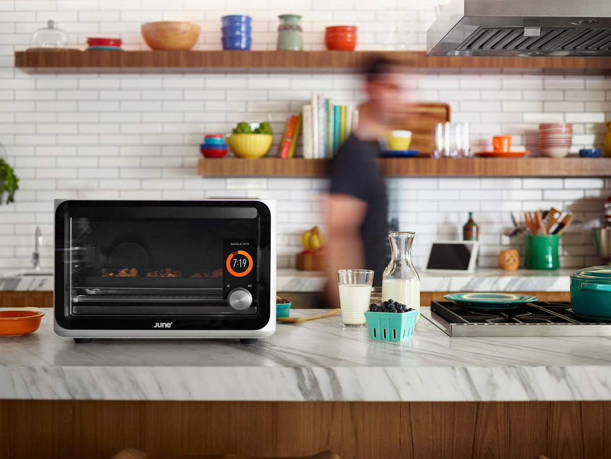 Former Apple engineers have built a $1,495 oven that can