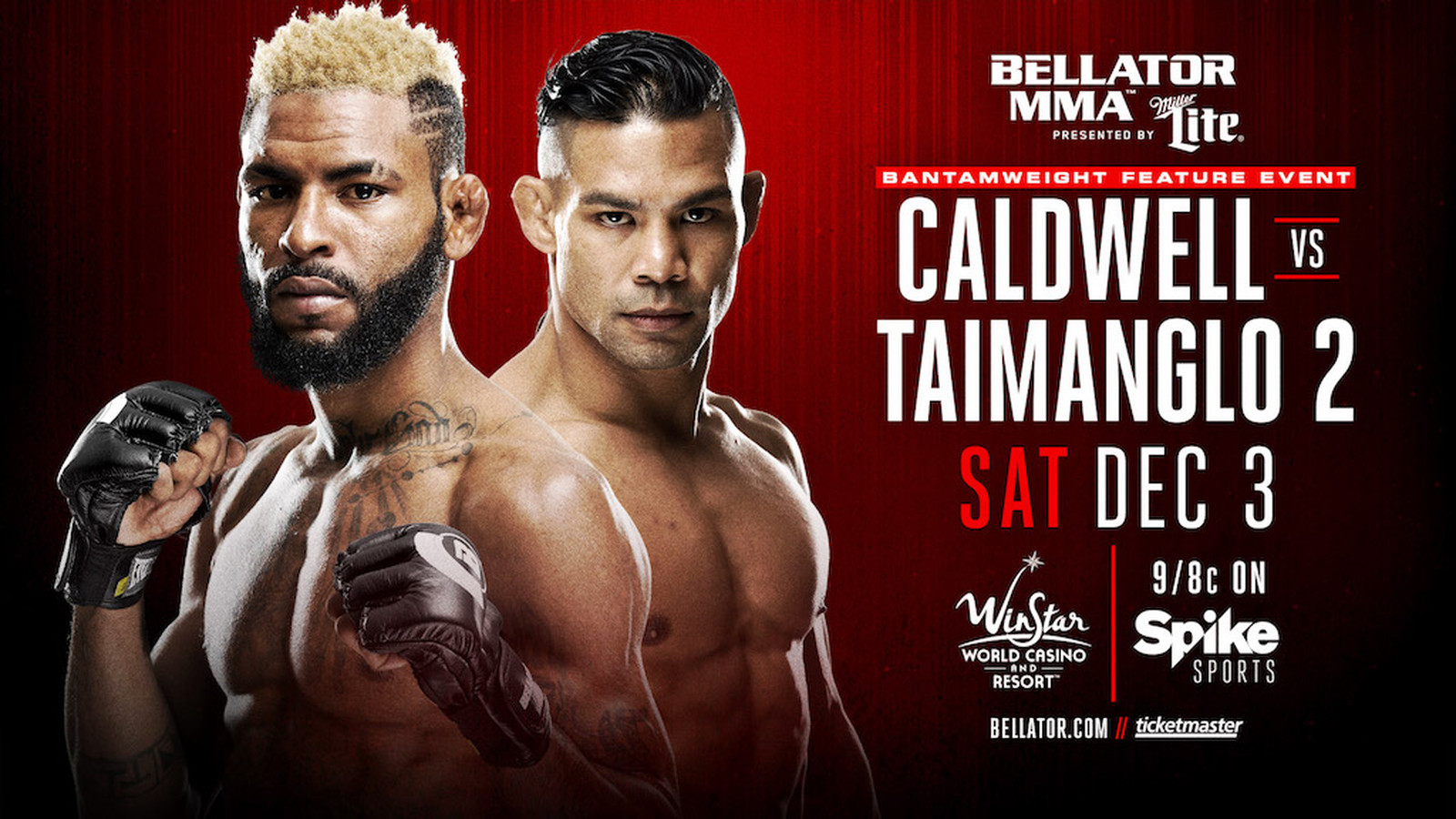 Bellator 167 recap with results s and video highlights
