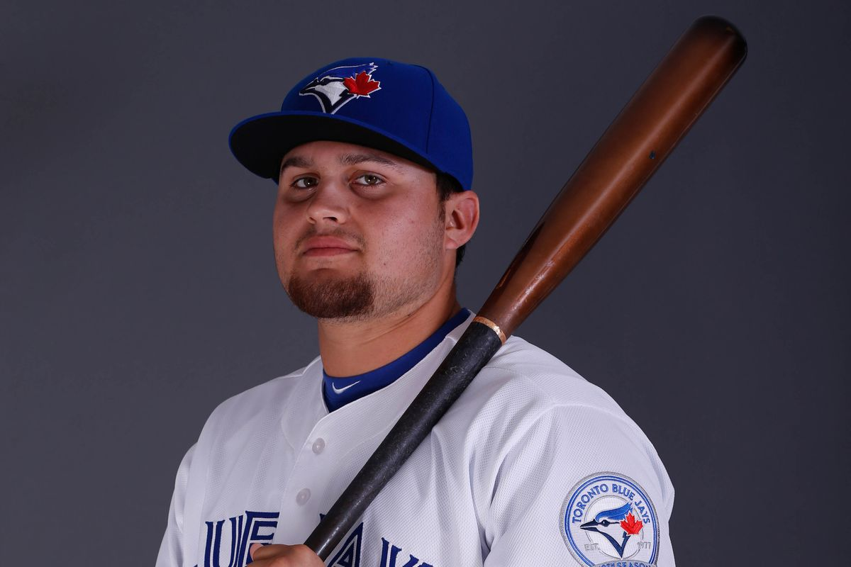 Rowdy Tellez is tearing up the Eastern League - Bluebird ...