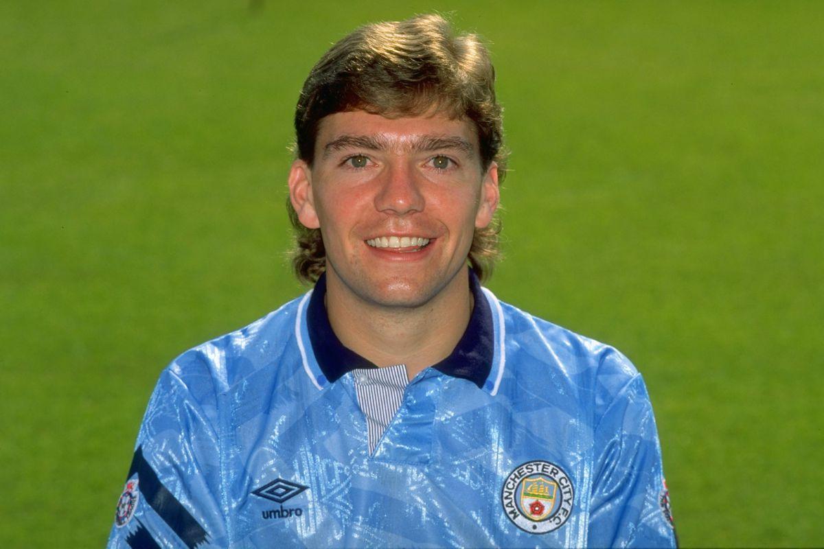 Mark Brennan of Manchester City