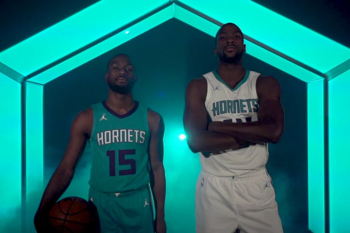 8495a1a42b1 Hornets unveil Jordan Brand uniforms - At The Hive