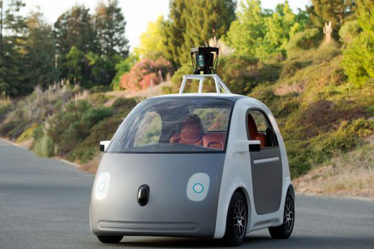Driverless Cars Like Google's Will Be a Boon to Chipmakers
