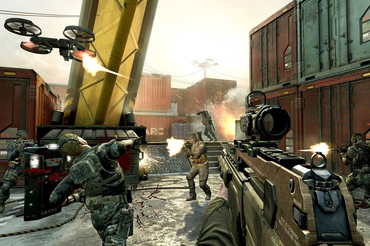 13 Launch Of Call Duty Black Ops 2 Continued The Franchises Staggering Sales Success With More Than 500 Million In Worldwide During Its First 24