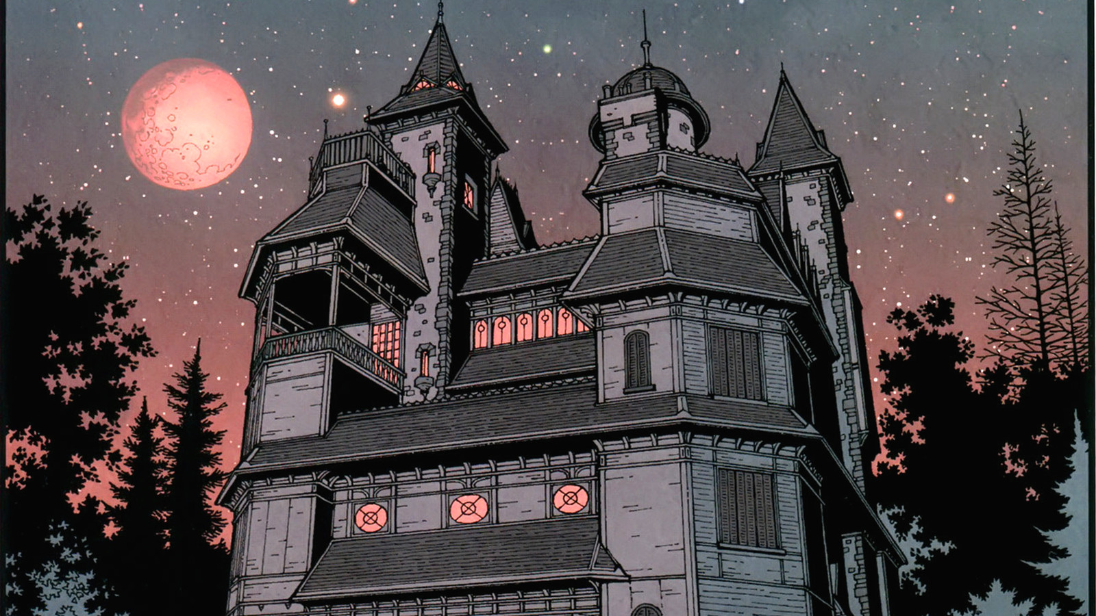 photo image Hulu's Locke & Key adaptation signs It director Andy Muschietti