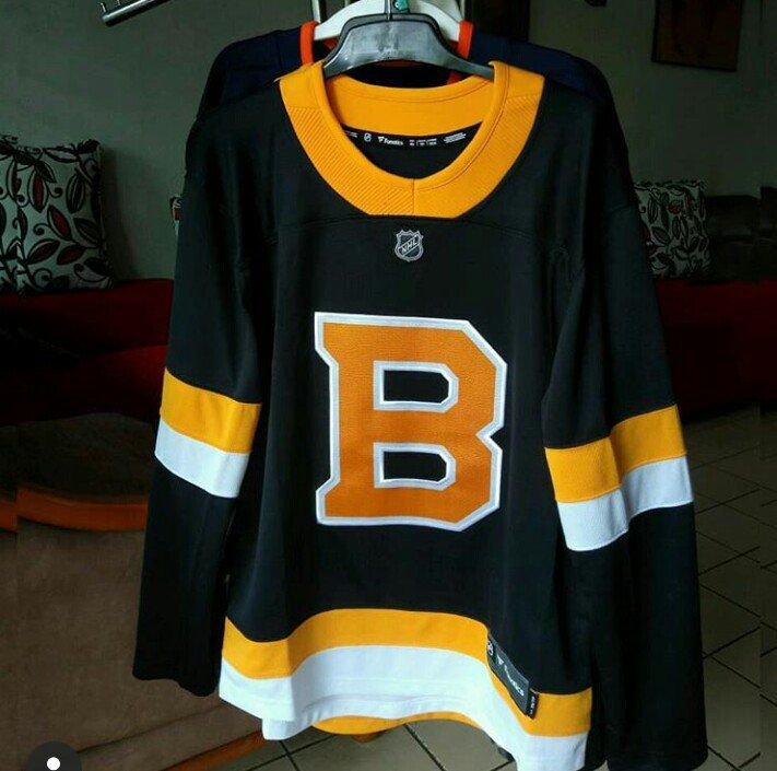 sale retailer 4b87d c8d1b Boston's Third Jersey for 2019-20 is revealed! - Stanley Cup ...