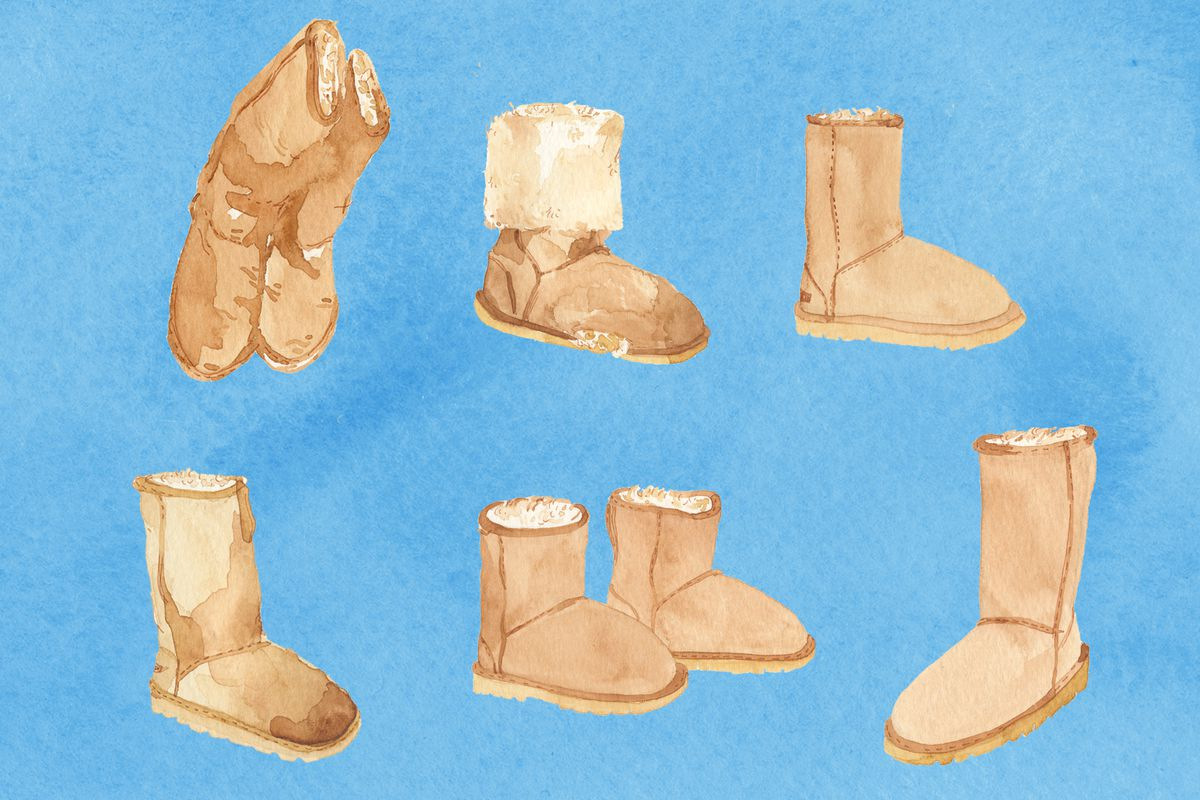 92848b41bc5 What to Do About Your Grimy, Smelly Uggs - Racked