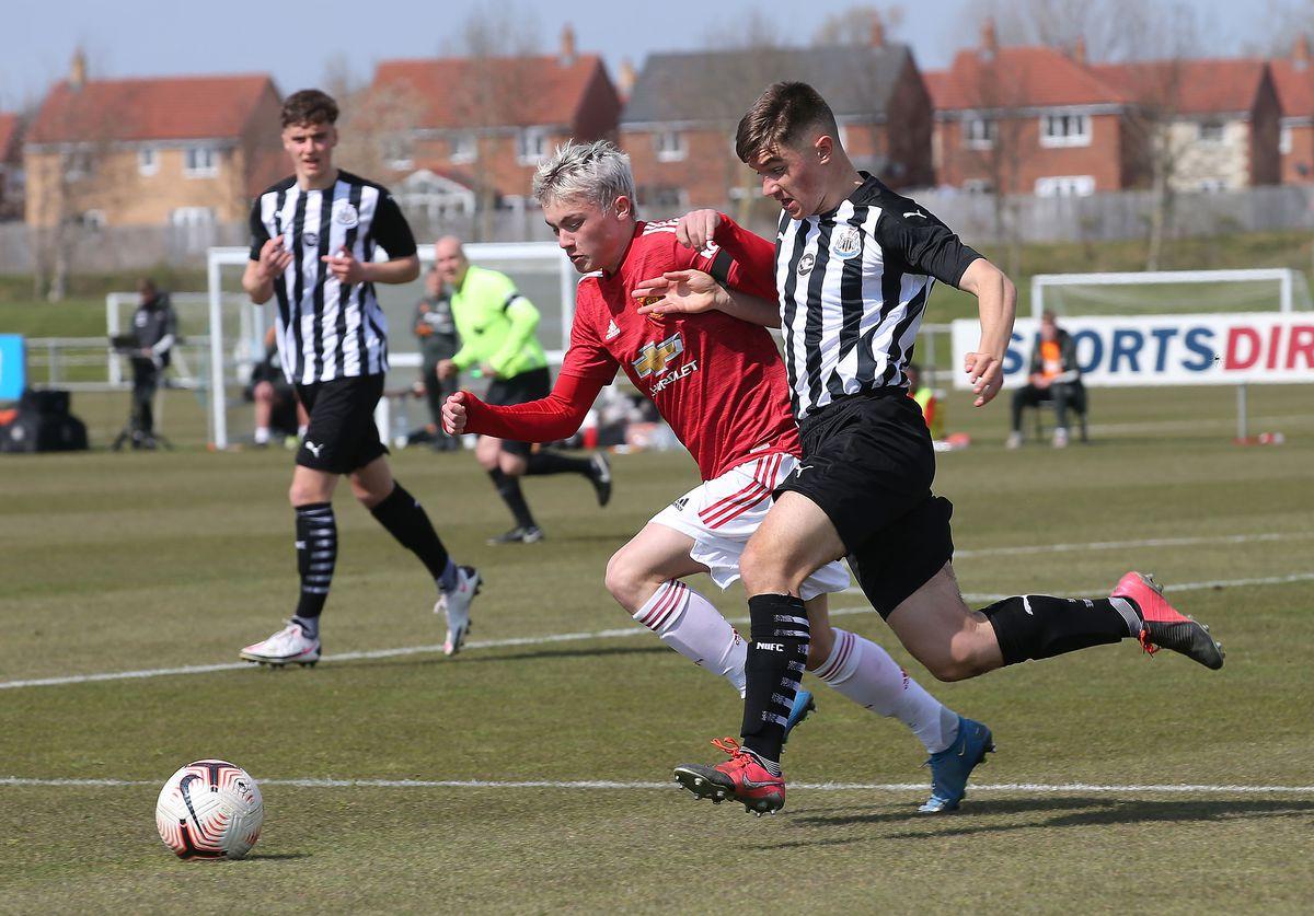 Newcastle United v Manchester United: U18 Premier League