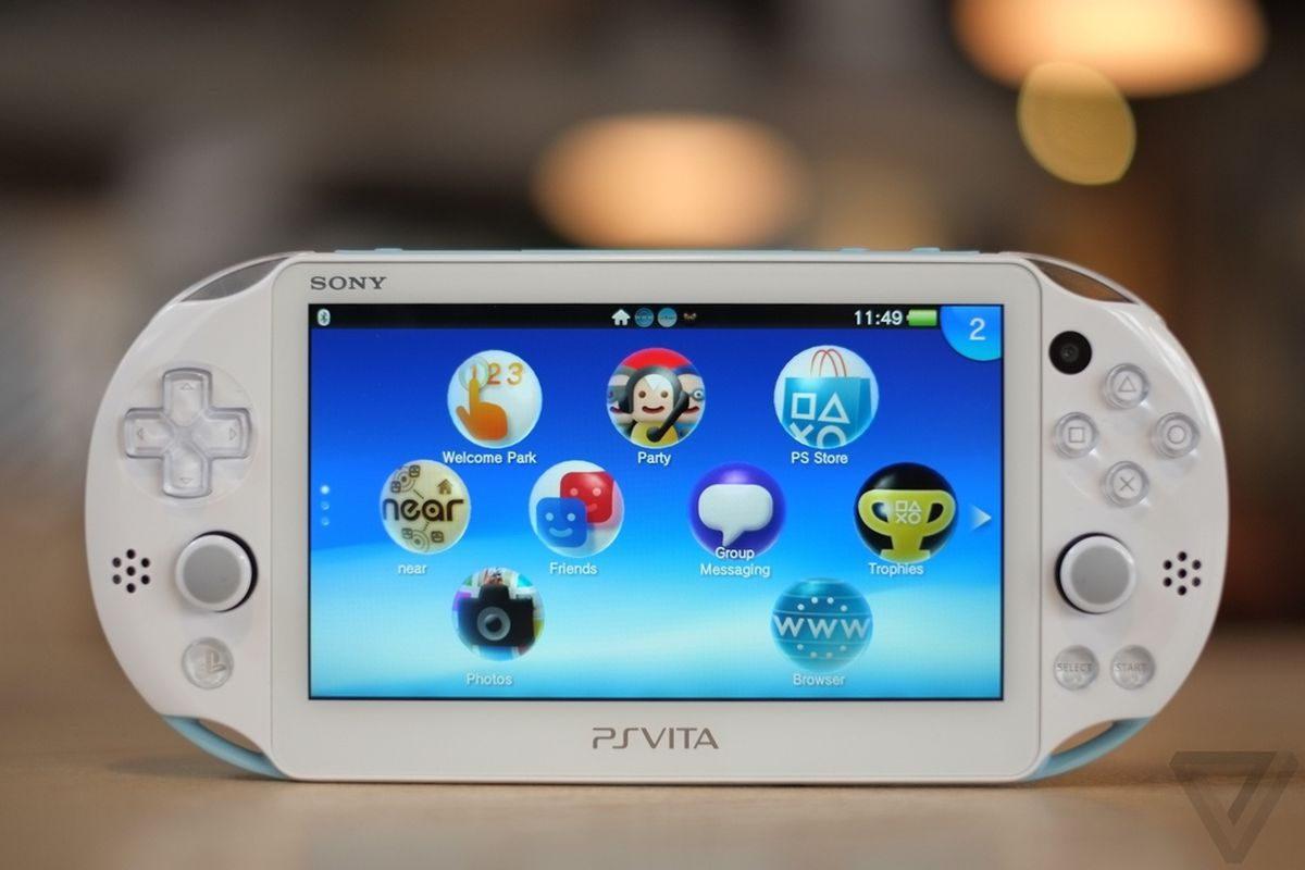 Five years later, PlayStation Vita is still my favorite little