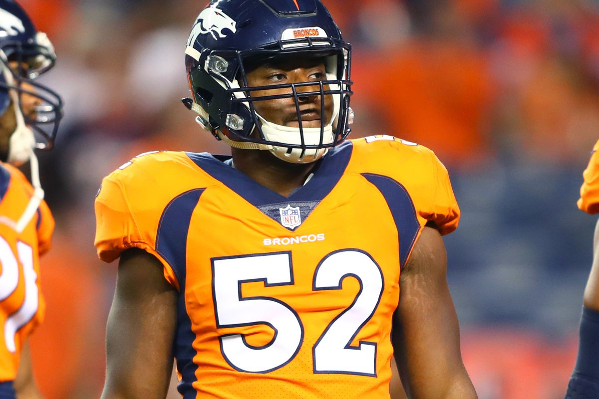 best loved 09060 249eb Report: Broncos looking to re-sign linebacker Corey Nelson ...