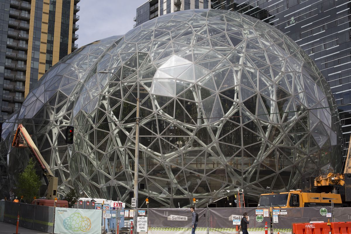 Amazon Wants A Second North America Headquarters Now Watch Cities