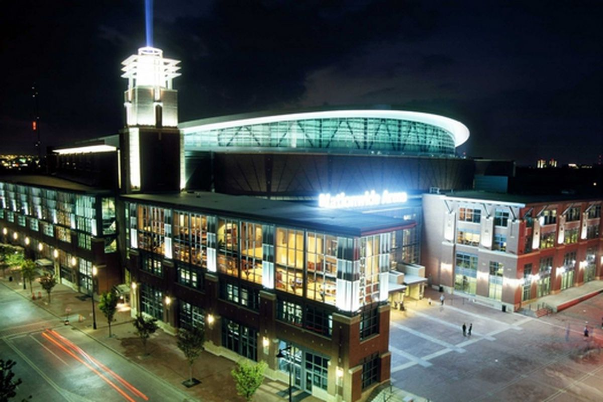 Nationwide Arena - Ownership of it may be changing hands, but the off-shoot would be CBJ hockey in Columbus for 28 more years.