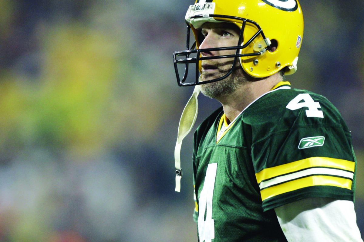 watch 348dd 019f2 Brett Favre opens up about addiction, says he made 3 rehab ...