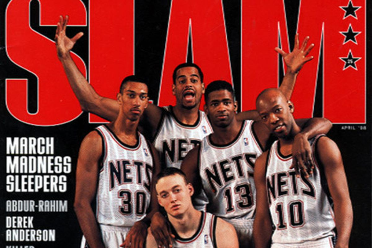 promo code db993 87ab0 Life after the NBA: Keith Van Horn never reached his star ...