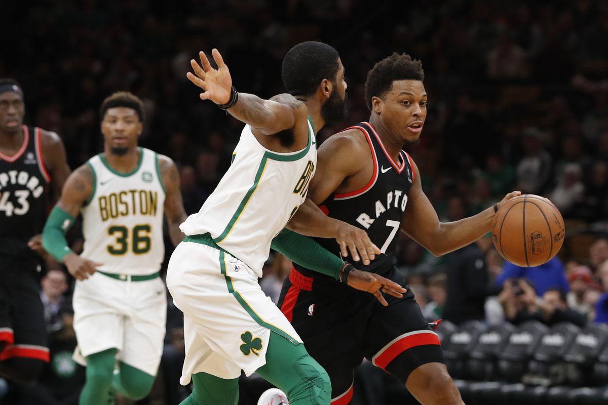 Five thoughts recap: Boston Celtics 117, Toronto Raptors 108, Kyle Lowry