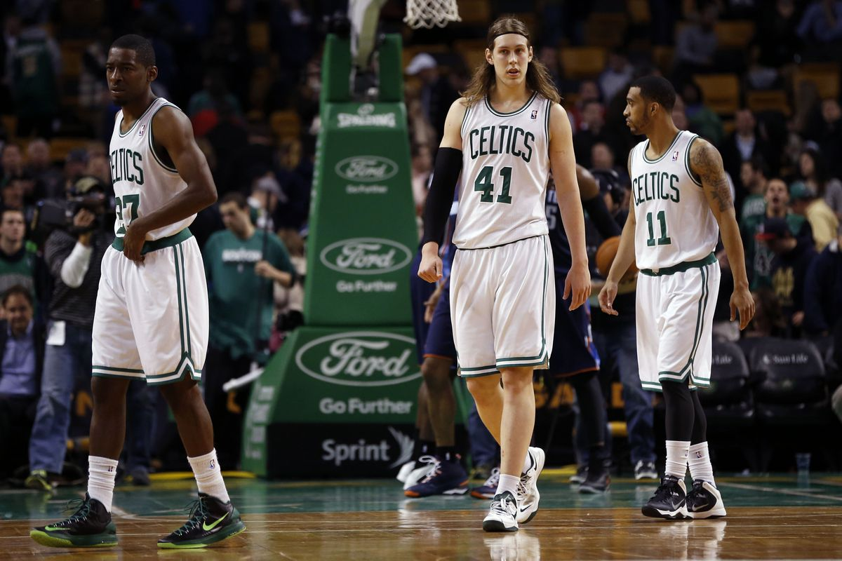 The Celtics walked away with a loss tonight.
