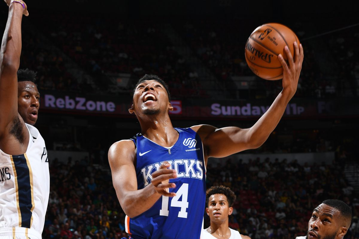 on sale f5f21 4bf51 Arizona Wildcats in NBA Summer League: Allonzo Trier scores ...