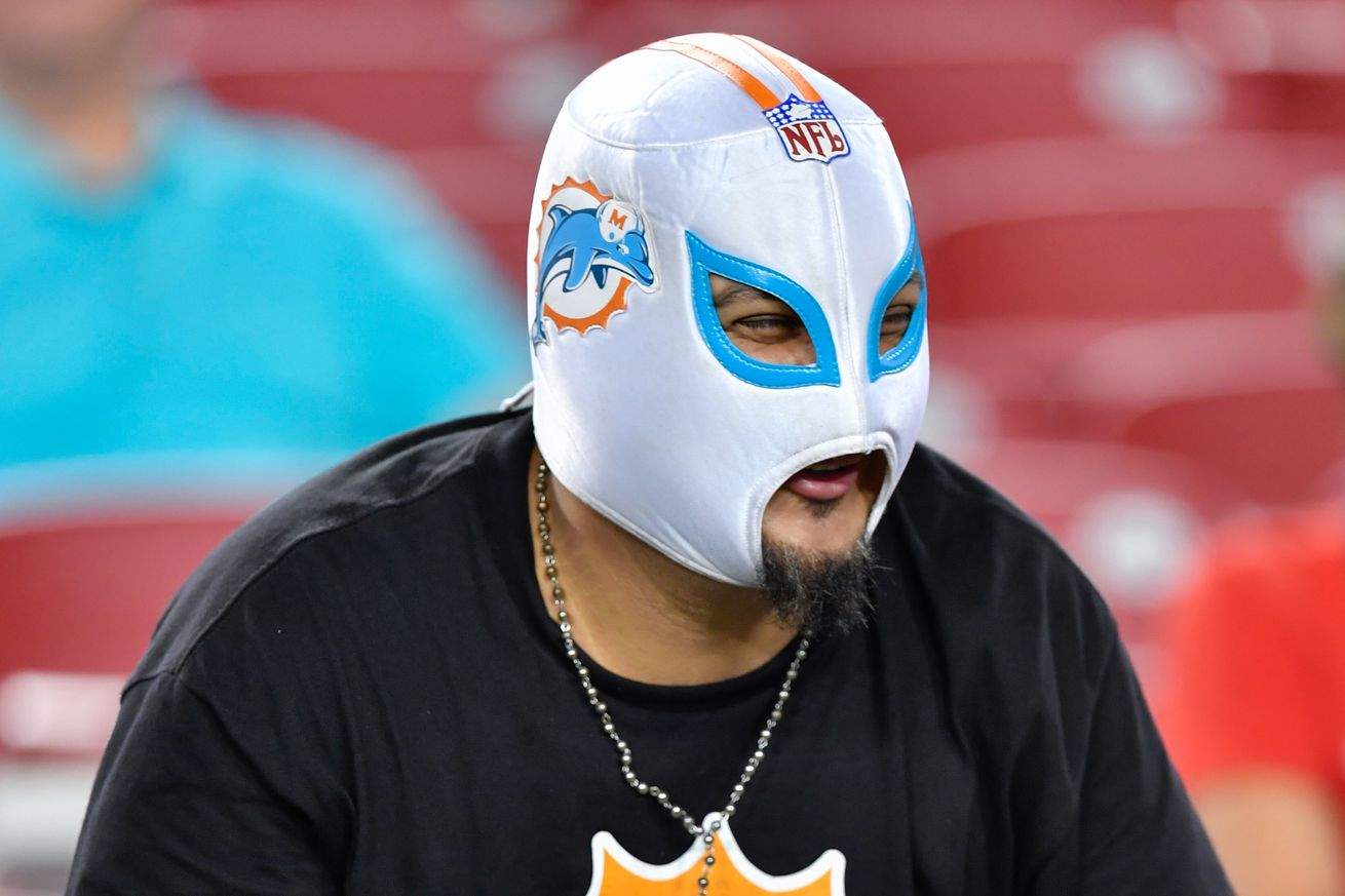 NFL: AUG 16 Preseason - Dolphins at Buccaneers
