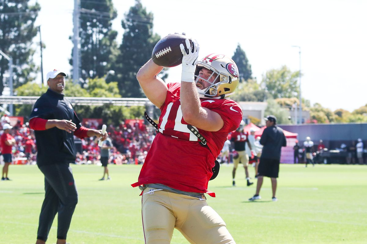 NFL: AUG 04 49ers Training Camp