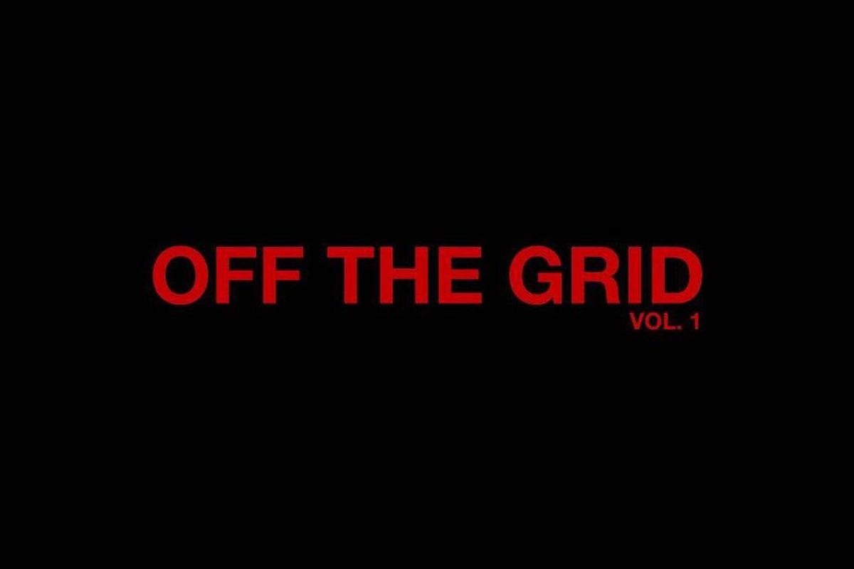 Diddy's 'Off The Grid Vol. 1' artwork (via Instagram)