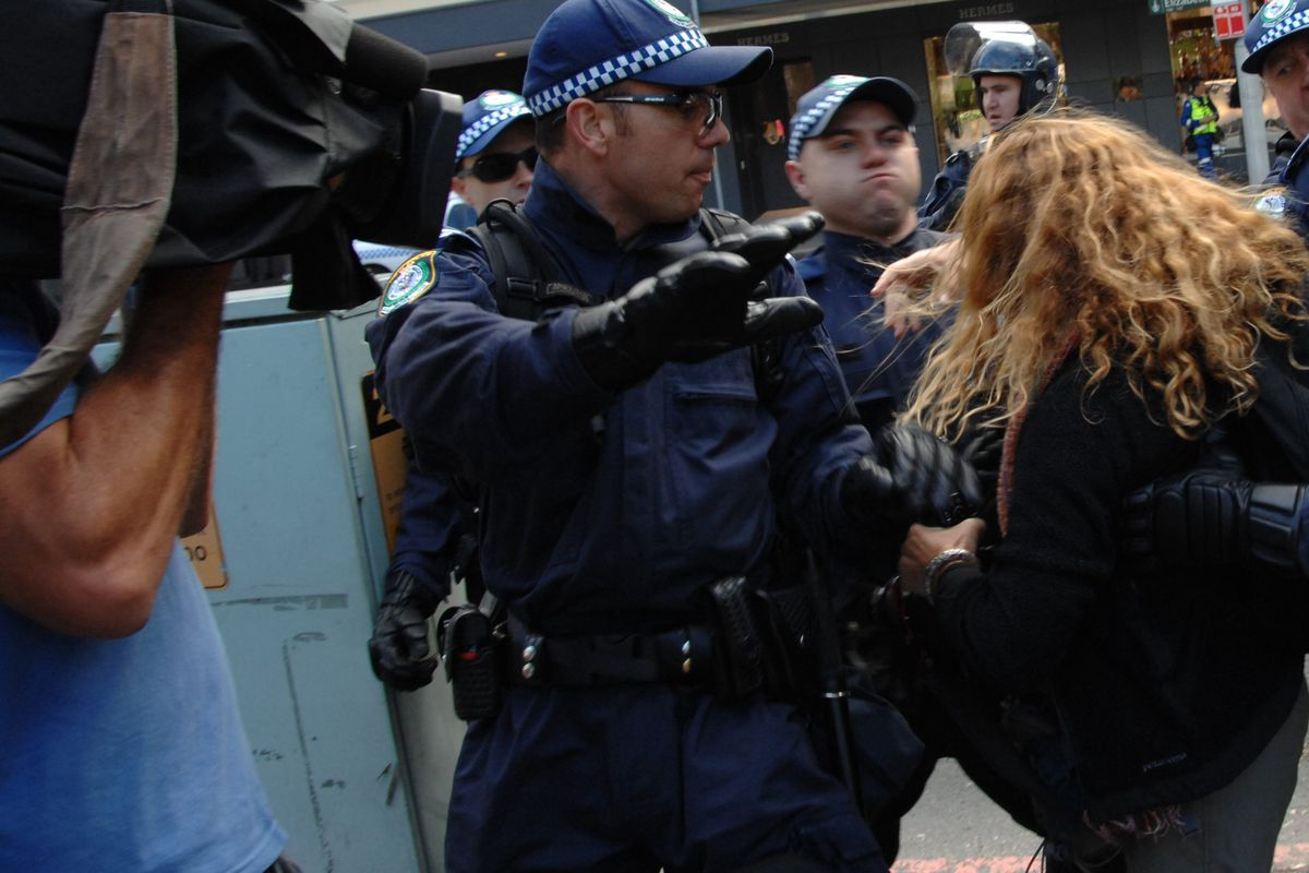 When there's a video camera around, it's harder for police to get away with abuse.