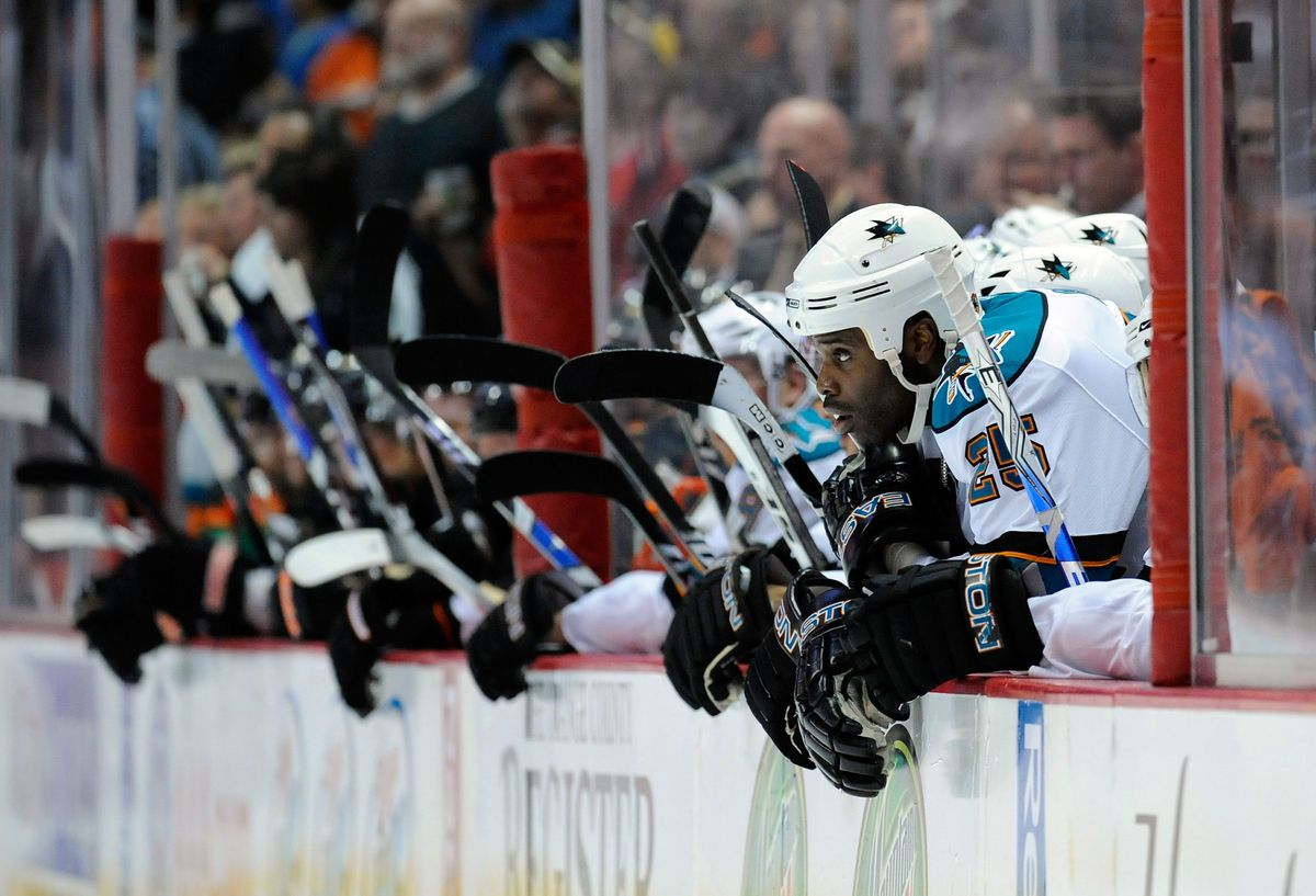 San Jose Sharks v Anaheim Ducks - Game Four