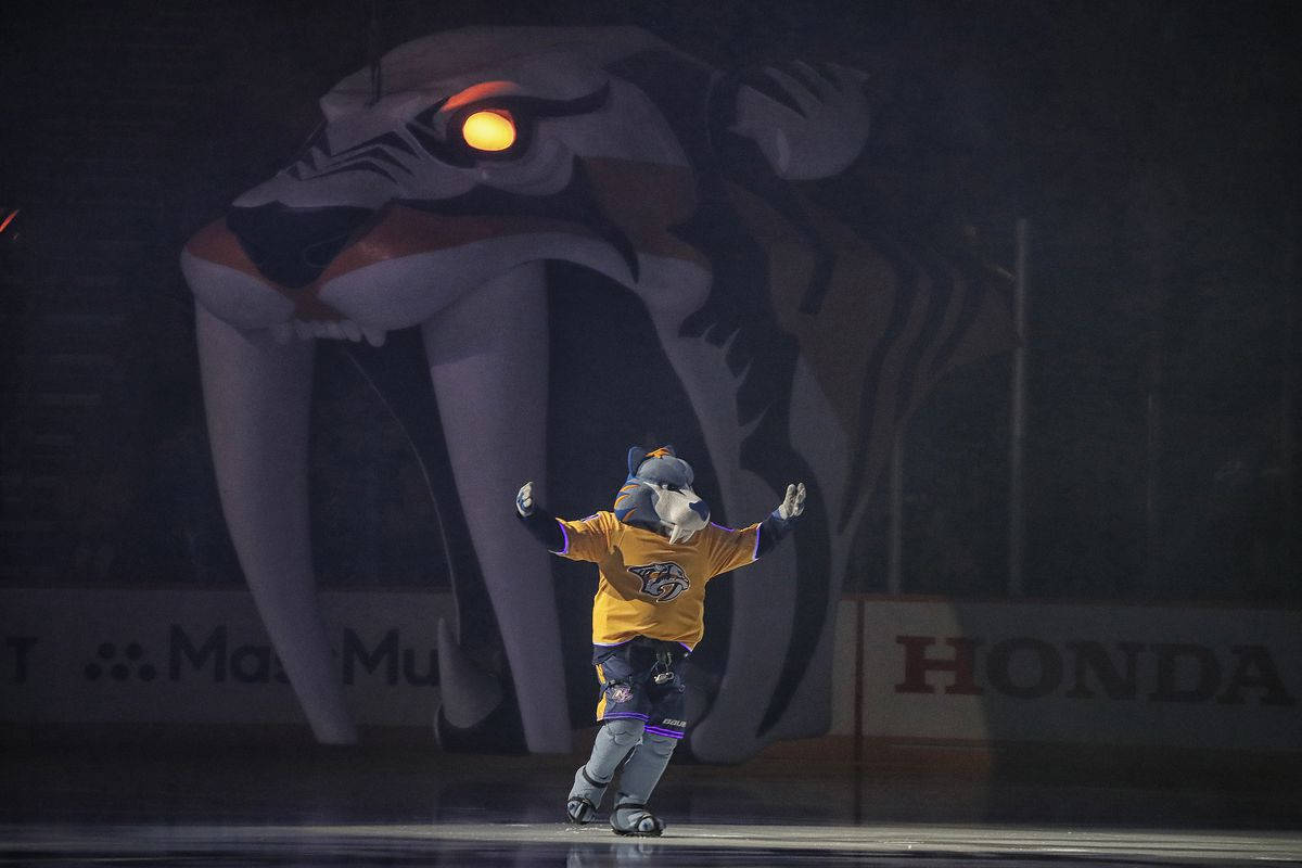 Nashville Predators Pets: The offseason is going to the dogs