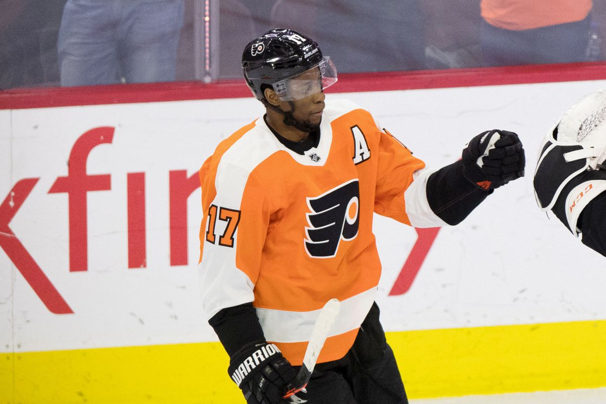 new arrivals cc1d3 3dc04 NHL Trade Deadline: Is Wayne Simmonds REALLY what you want ...
