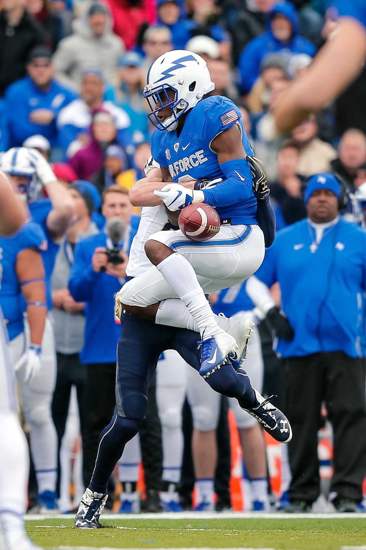NCAA Football: Navy at Air Force