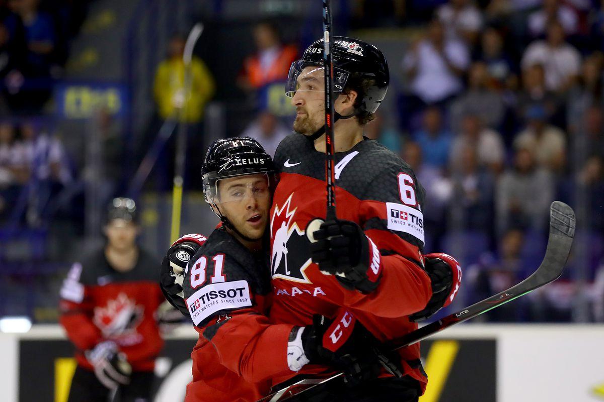 Canada v Germany: Group A - 2019 IIHF Ice Hockey World Championship Slovakia