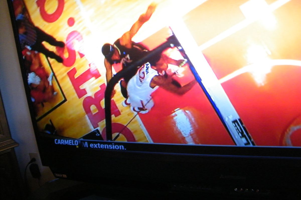 Hardy out of bounds?