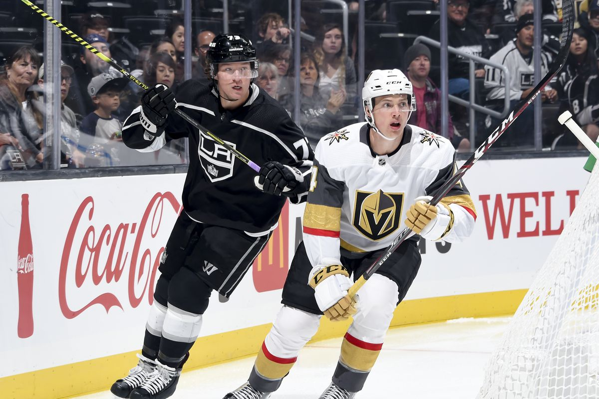 Preview: Los Angeles Kings take on Vegas Golden Knights