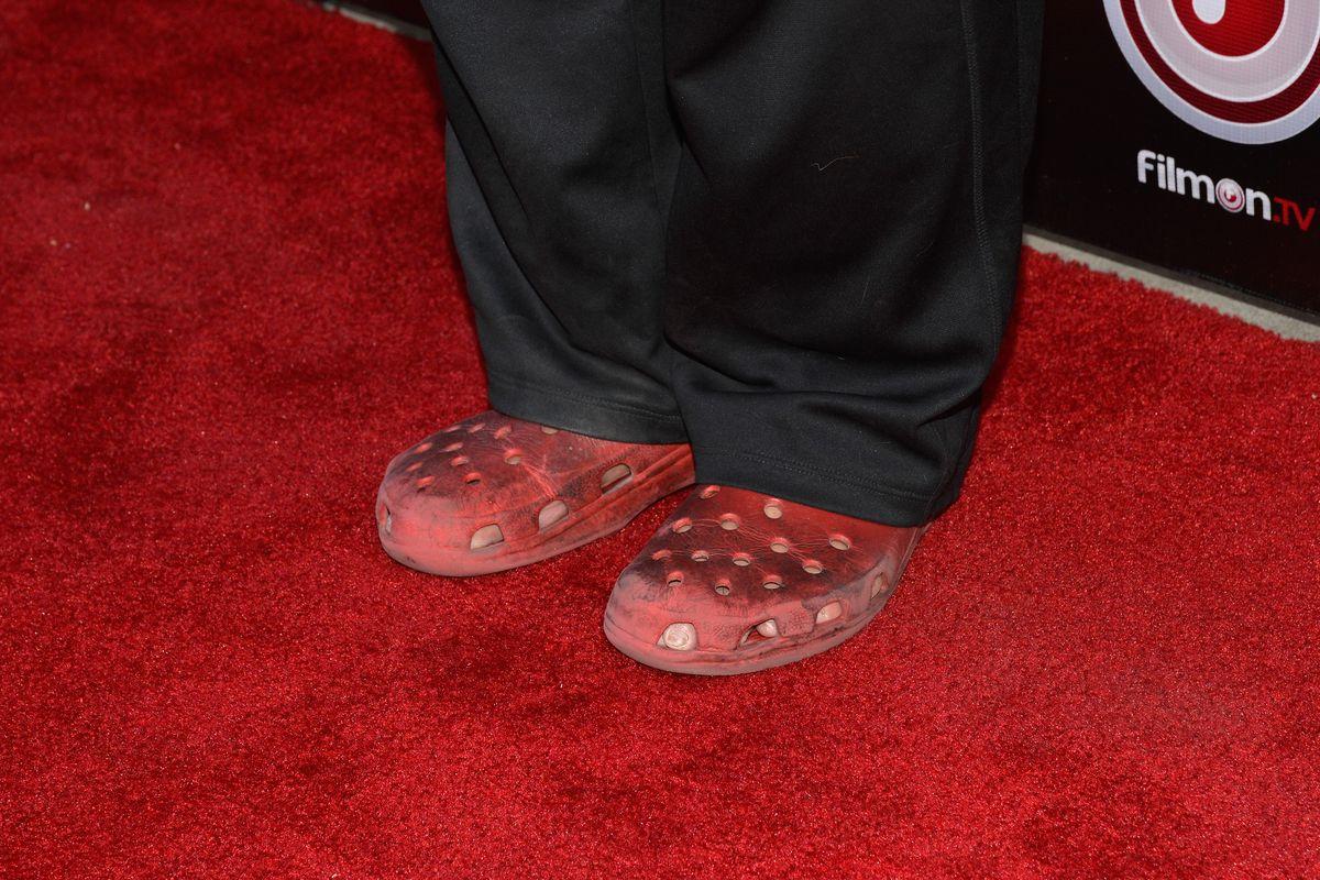 6cf8b09fd4 Ron Jeremy Is a Crocs Evangelist - Racked
