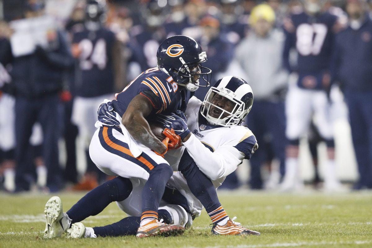 SNF: Bears vs Rams Game Thread
