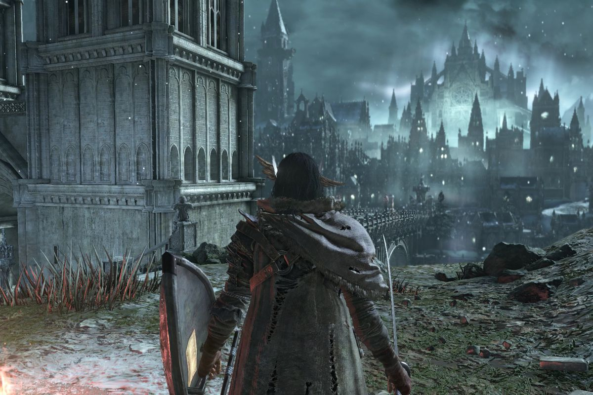 Dark Souls Ii Out Stunning Wallpapers High Quality: Dark Souls 3: Irithyll Of The Boreal Valley Walkthrough