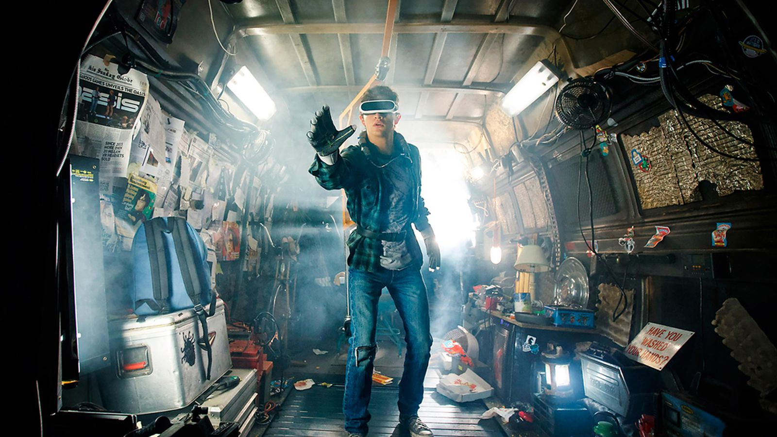 Watch: Steven Spielberg's 'Ready Player One' trailer released at Comic-Con