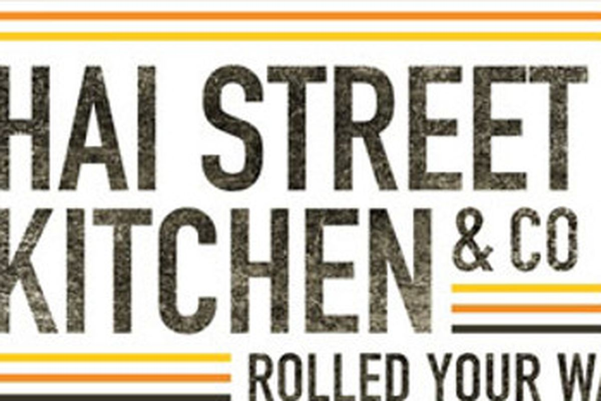 hai street kitchen a fast casual sushi concept in the vein of chipotle think customizable burrito sized maki will open in rittenhouse square on - Hai Street Kitchen