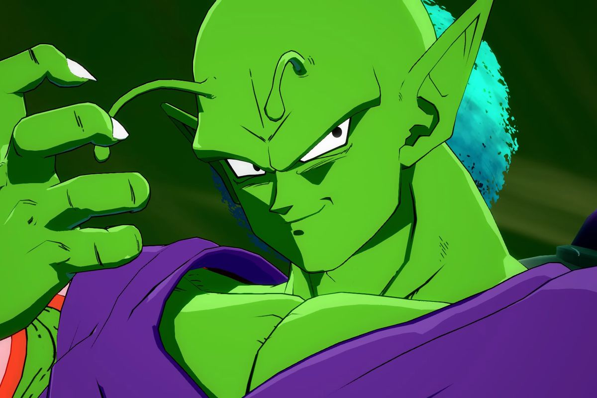 Krillin and Piccolo Detailed in Dragon Ball FighterZ