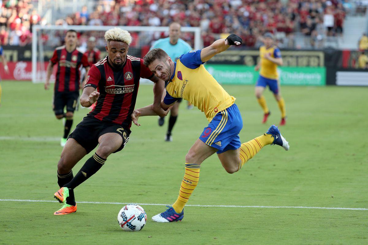 MLS: Colorado Rapids at Atlanta United FC