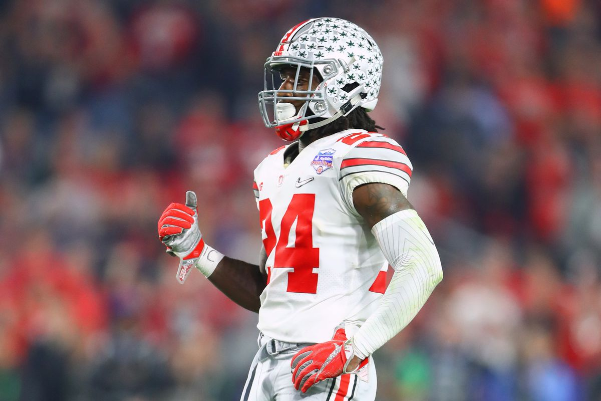 dff7def7 NFL Mock Draft 2017: Malik Hooker falls to the Los Angeles Chargers ...