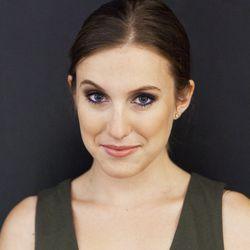 Anna after her Sephora makeover