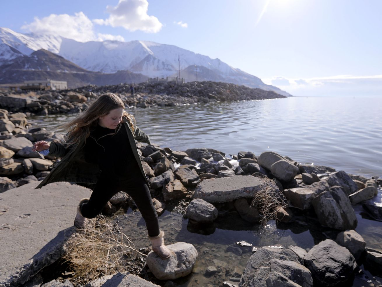 More $ sought for ailing Utah Lake, drying Great Salt Lake