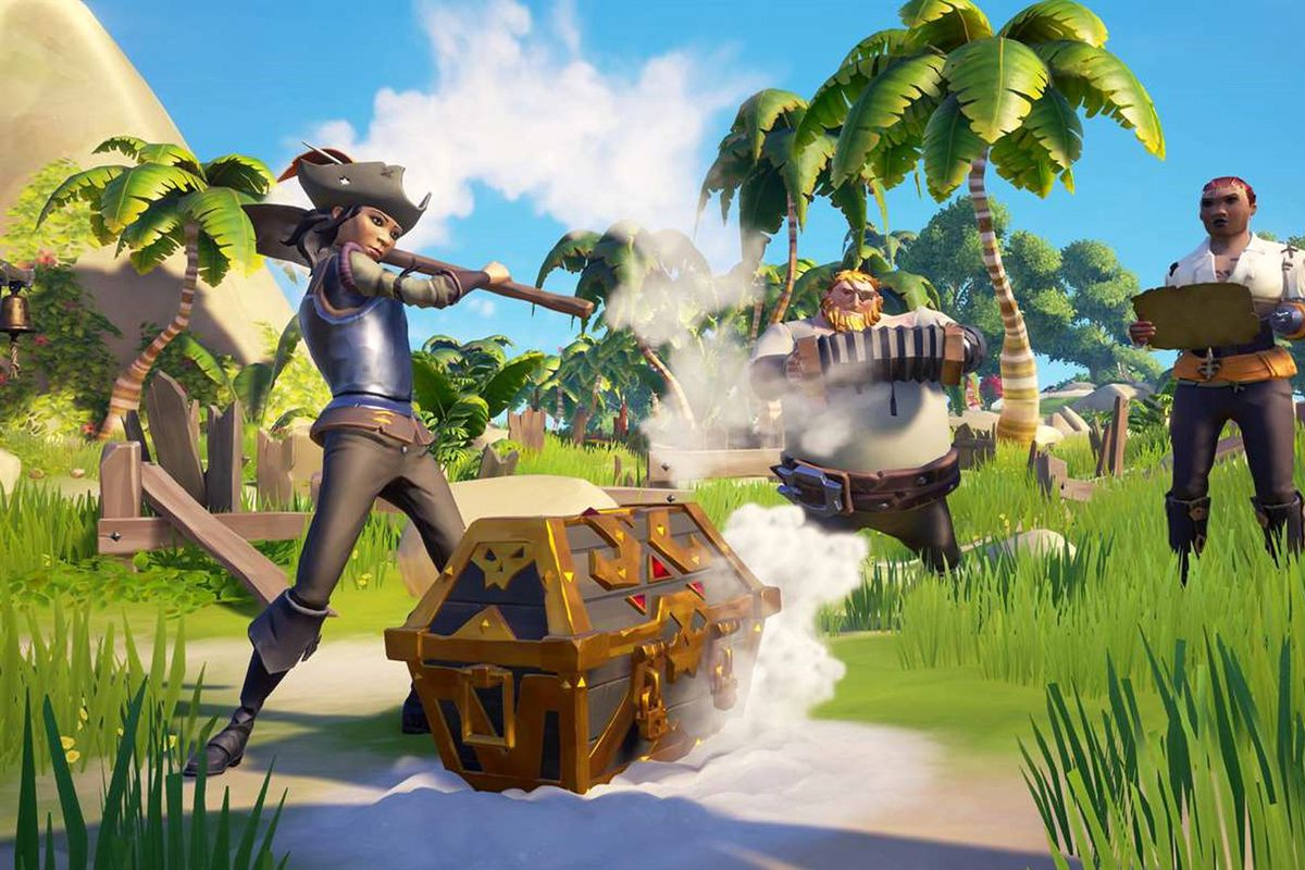 Sea of Thieves Strikes Gold with Launch Numbers
