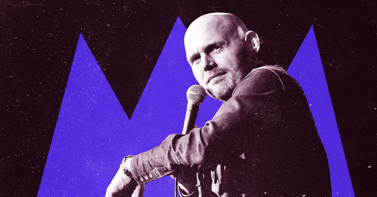 Bill Burr Talks About Growing a Mustache and Learning How ...