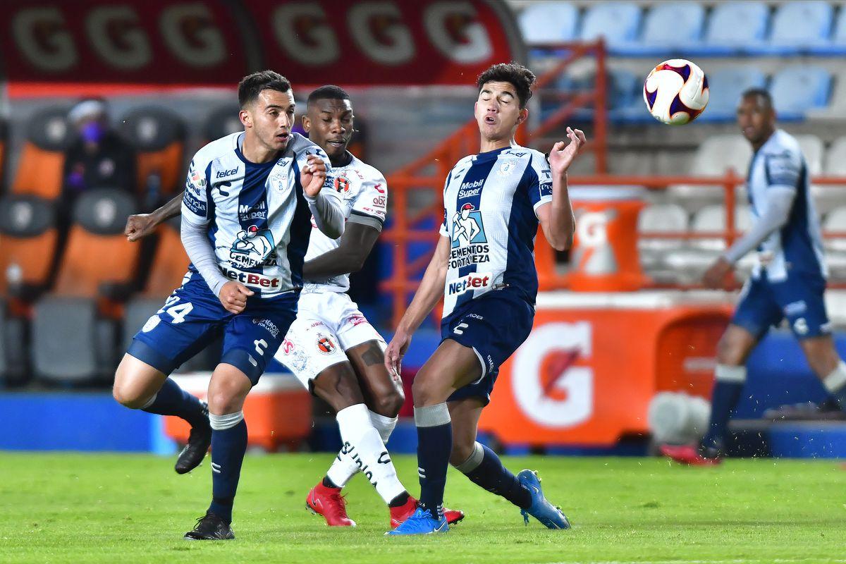 Pachuca v Club Tijuana - Torneo Guard1anes 2021 Liga MX