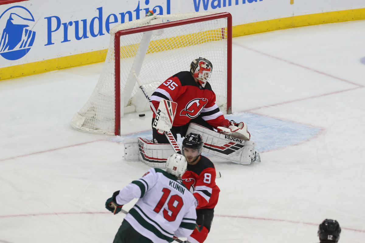 Game Preview  Devils at Wild - All About The Jersey b9166c9d2